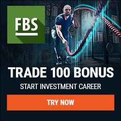 forex broker FBS $100 no deposit bonus