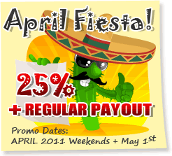 New promo Fiesta at Filesonic