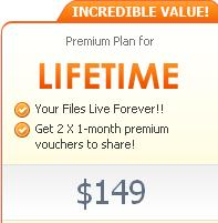 Buy Lifetime Filesonic premium account