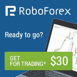 free bonus for verified clients from Roboforex
