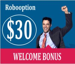 Robooption welcome bonus