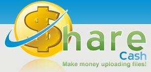 Interesting project - file host Sharecash. How to earn on file hosting